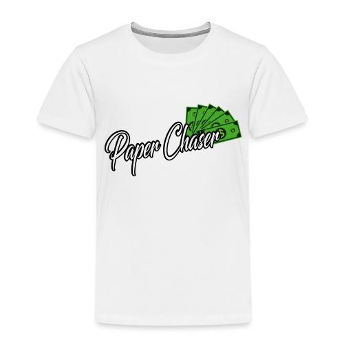 PAPER CHASER TSHIRT - Kinderen Premium T-shirt