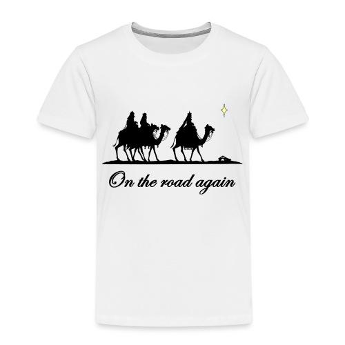 Xmas Edition on the Road again - Kids' Premium T-Shirt