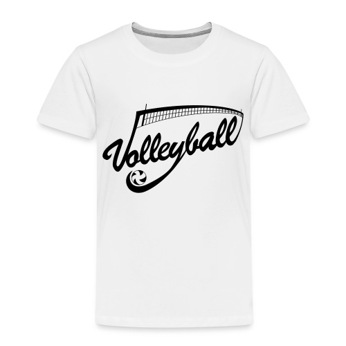 Volley - Logo 01 - T-shirt Premium Enfant