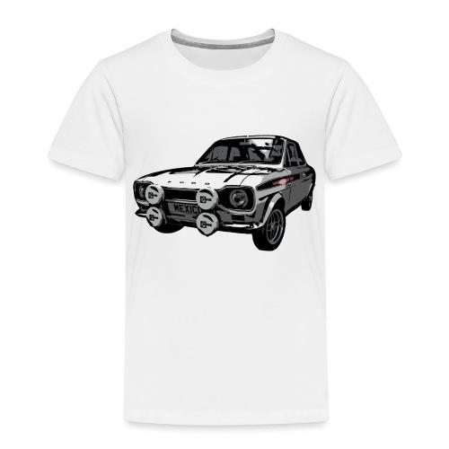Mk1 Escort - Kids' Premium T-Shirt