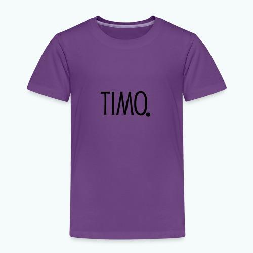 Ontwerp zonder achtergrond - Kinderen Premium T-shirt