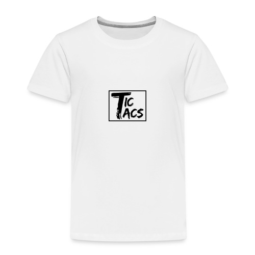 Tictacs Merch - Kids' Premium T-Shirt