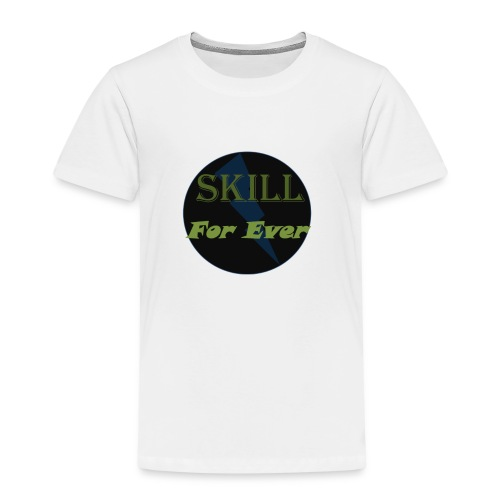 Skiller Shooter Merch - Kinder Premium T-Shirt