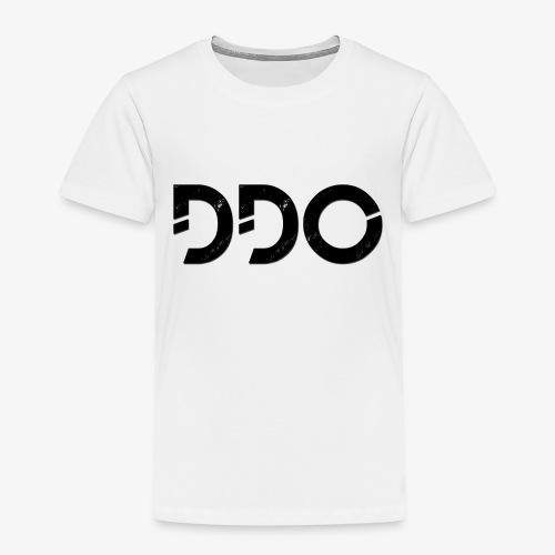 DDO in het zwart. - Kinderen Premium T-shirt