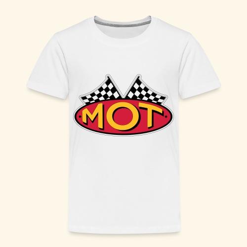 Mean OldTimers Logo T - Kids' Premium T-Shirt