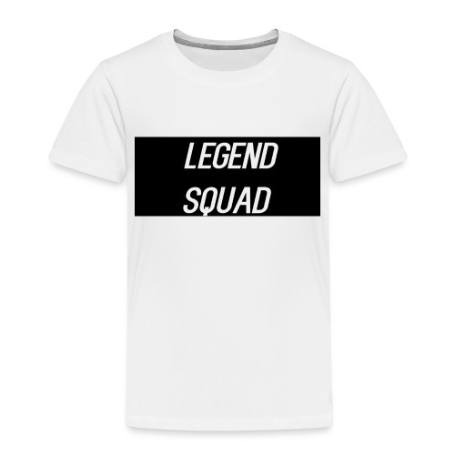 Legend Squad Logo - Kids' Premium T-Shirt