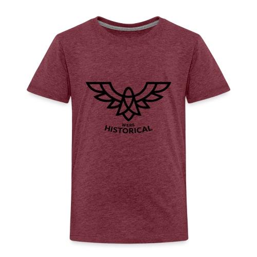 Text & Logo - Kids' Premium T-Shirt