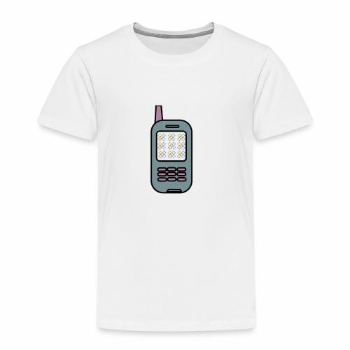 Albert Egelund Mobil Logo - Børne premium T-shirt