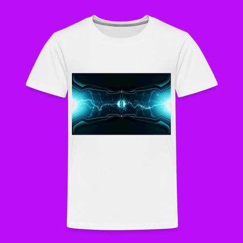 lightning cell - Kids' Premium T-Shirt