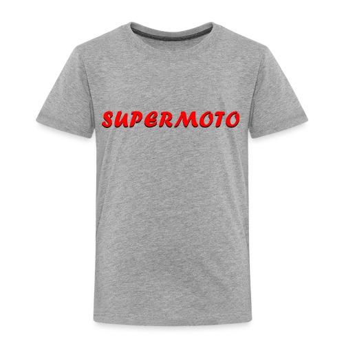 SupermotoLuvan - Premium-T-shirt barn