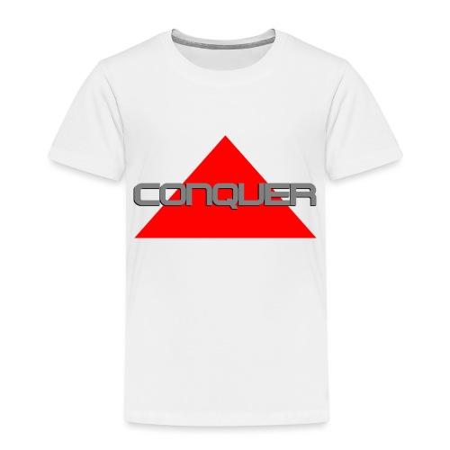 Conquer, by SBDesigns - T-shirt Premium Enfant