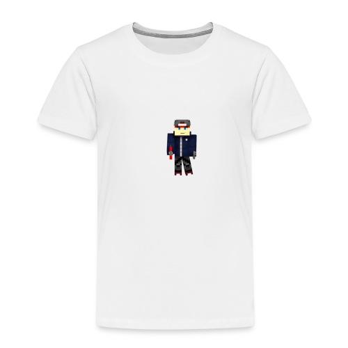 Personnage avec pistolet - T-shirt Premium Enfant