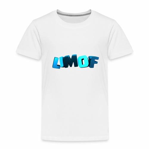 Scritta LIMOF - Maglietta Premium per bambini