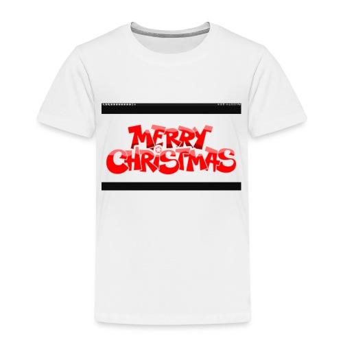 red Christmas top - Kids' Premium T-Shirt