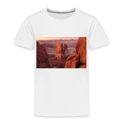berg - Premium-T-shirt barn