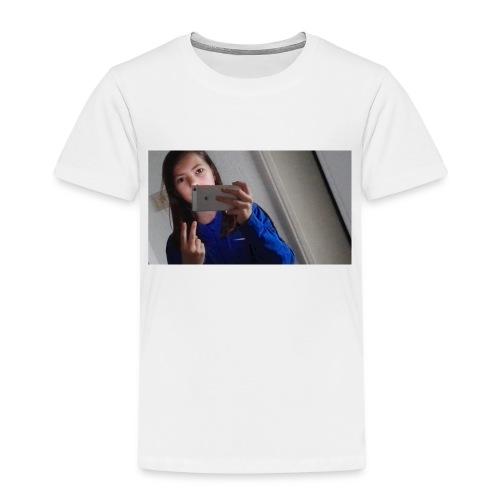 Am spiegel - Kinder Premium T-Shirt