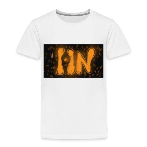Logró de tienda - Camiseta premium niño