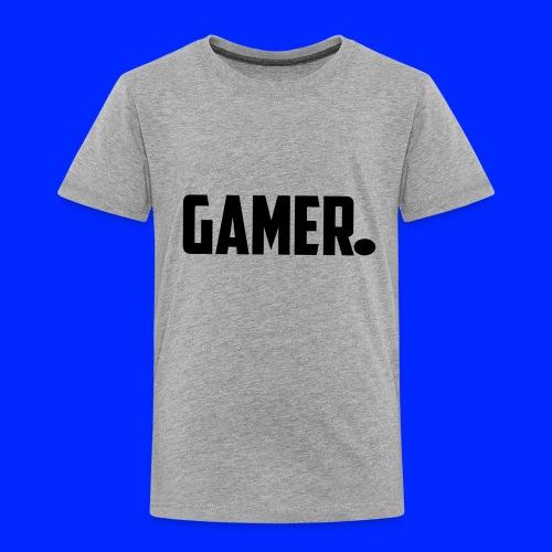 gamer. - Kinderen Premium T-shirt