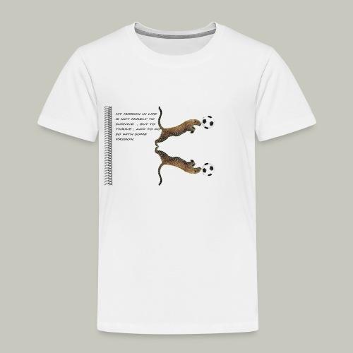 panthère - T-shirt Premium Enfant