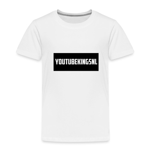 YoutubeKingsNL Bar Logo - Kinderen Premium T-shirt