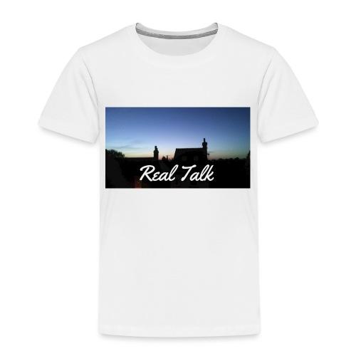 Real Talk - Kids' Premium T-Shirt
