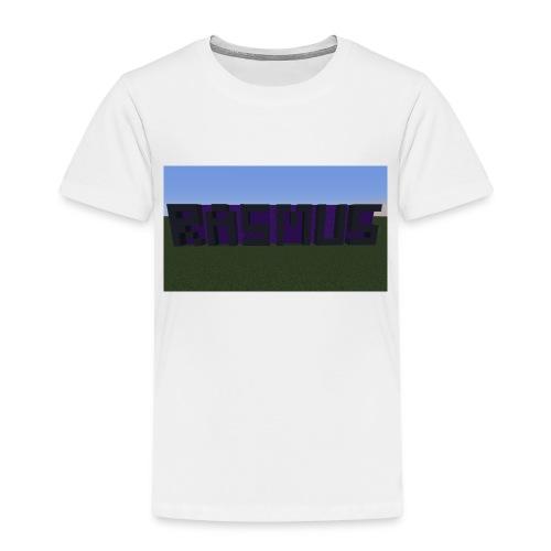 Minecraft - Premium-T-shirt barn