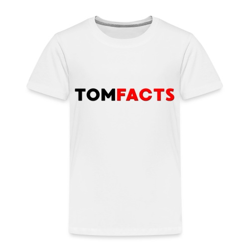 TomFacts - Kids' Premium T-Shirt