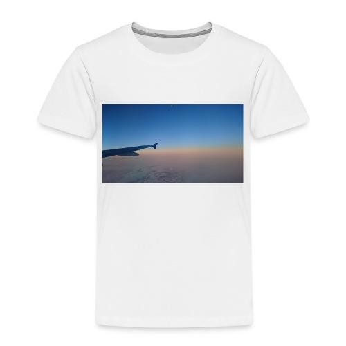 Sonnenaufgang überm Mittelmeer - Kinder Premium T-Shirt