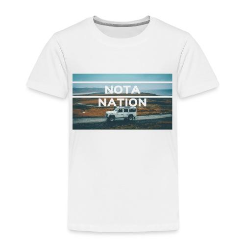 Nota Nation - Kids' Premium T-Shirt