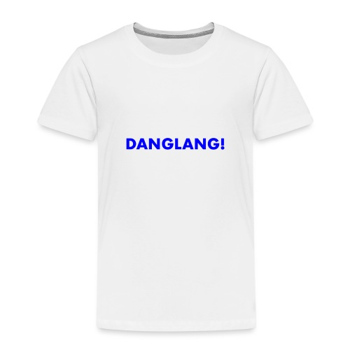 kids DANGLANG shirt - Kids' Premium T-Shirt