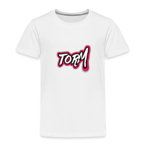 Torm Logo - Kinder Premium T-Shirt