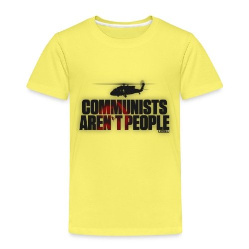 Communists aren't People - Kids' Premium T-Shirt