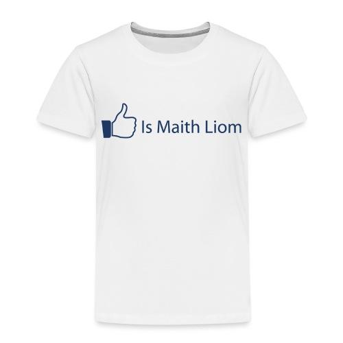 like nobg - Kids' Premium T-Shirt
