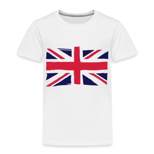 vlag engeland - Kinderen Premium T-shirt