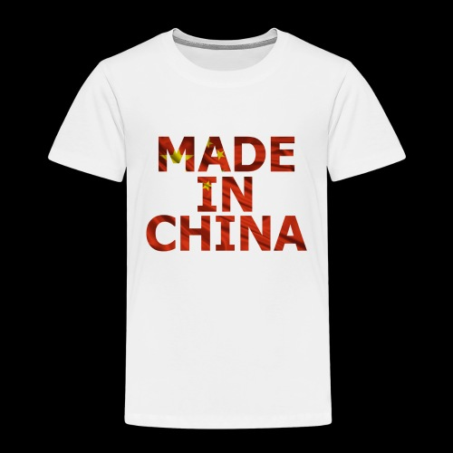 made in china - T-shirt Premium Enfant