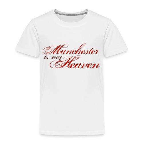 Manchester is my heaven - Kids' Premium T-Shirt