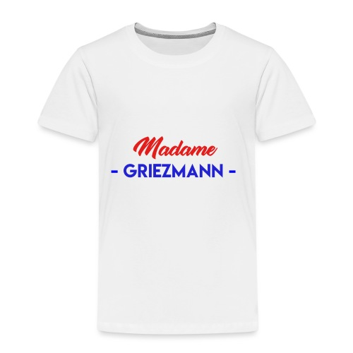Tee-shirt femme Madame - T-shirt Premium Enfant