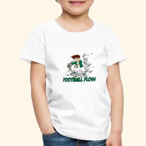Hibees Football Floss - Kids' Premium T-Shirt