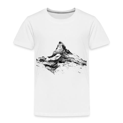 matterhorn - Kinder Premium T-Shirt