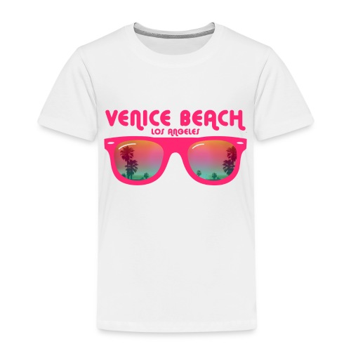 Venice Beach Los Angeles - Kids' Premium T-Shirt