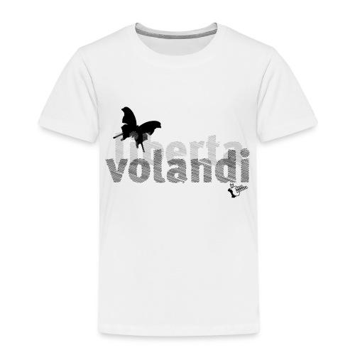 liberta volandi - Maglietta Premium per bambini
