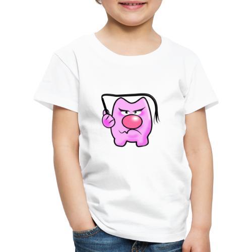 Peitschen Schwein - Kinder Premium T-Shirt