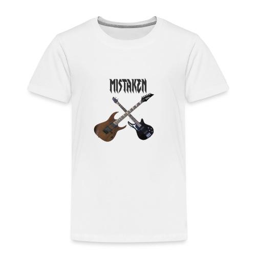 MISTAKEN bans - Kids' Premium T-Shirt