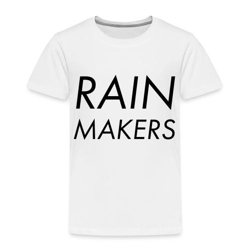 rainmakertext - Lasten premium t-paita