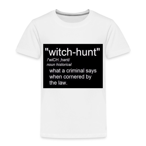 Witch Hunt - women's Tshirt - Kids' Premium T-Shirt