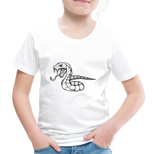 Design Serpent Comics - T-shirt Premium Enfant