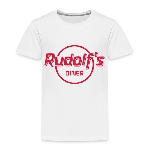 Rudolf s Diner - Kinder Premium T-Shirt