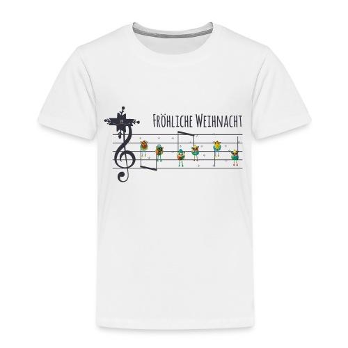 Fröhliche Weihnacht - Kinder Premium T-Shirt