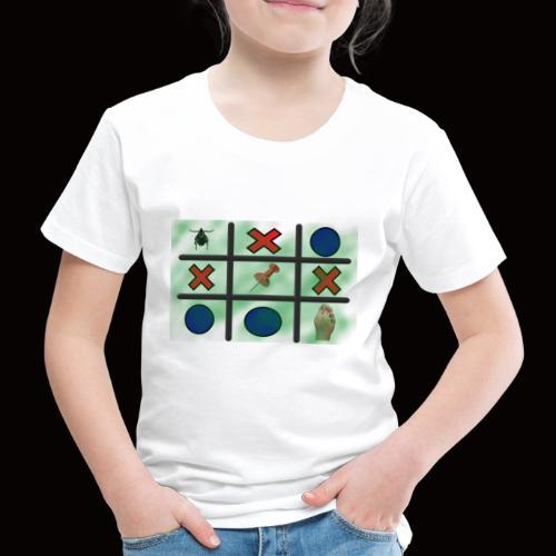 Tick, Tack, Toe (Joke Shirt) - Kids' Premium T-Shirt