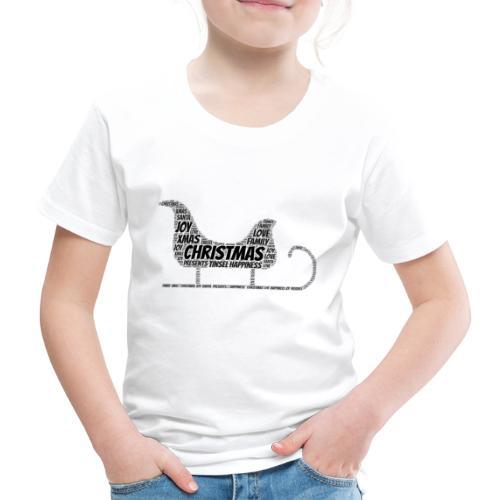 Christmas Art - Premium-T-shirt barn